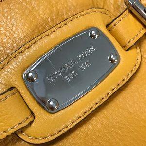 Michael Kors Bags - Mustard Yellow Michael Kors Satchel Purse